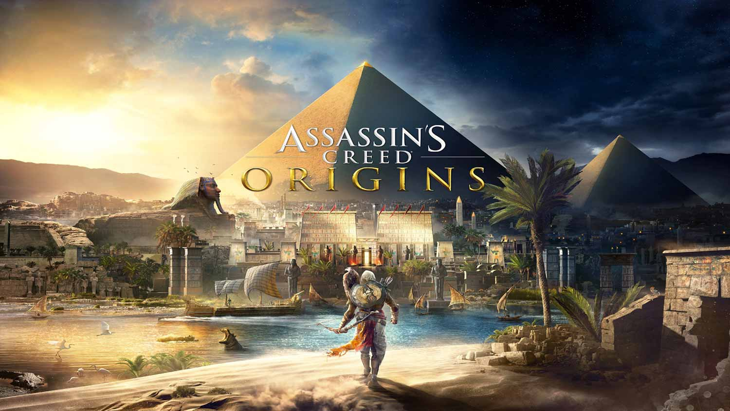 Assassins Creed Origins Sistem Gereksinimleri