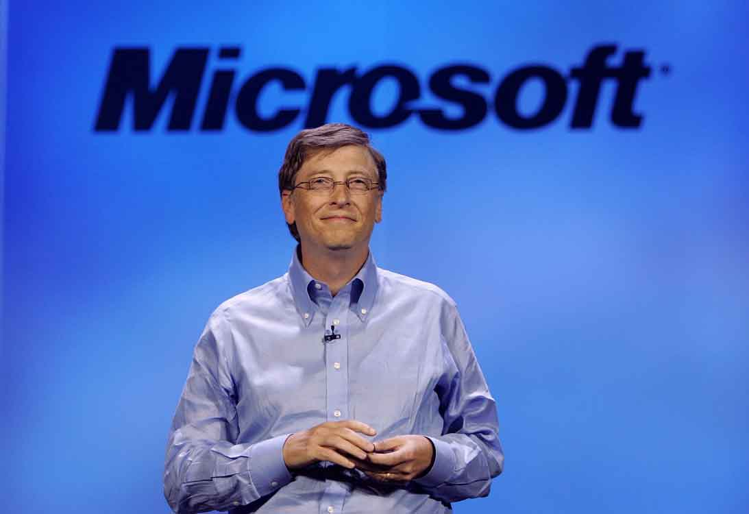 Bill Gates Kimdir?  Bill Gates'in Kısaca Hayatı