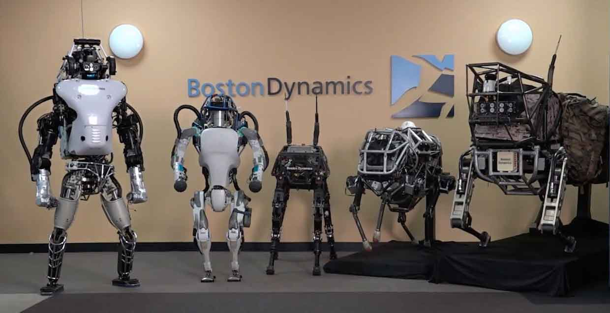 Google, Boston Dynamics