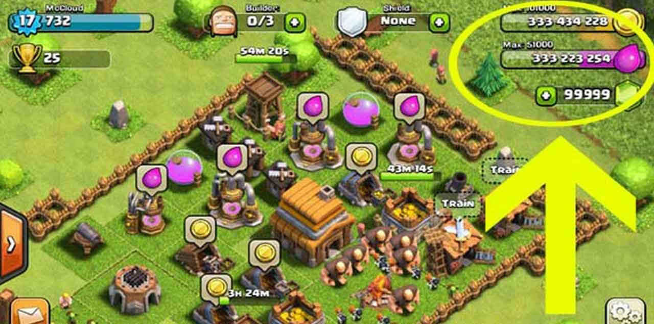 Clash of Clans Hilesi Var Mı?
