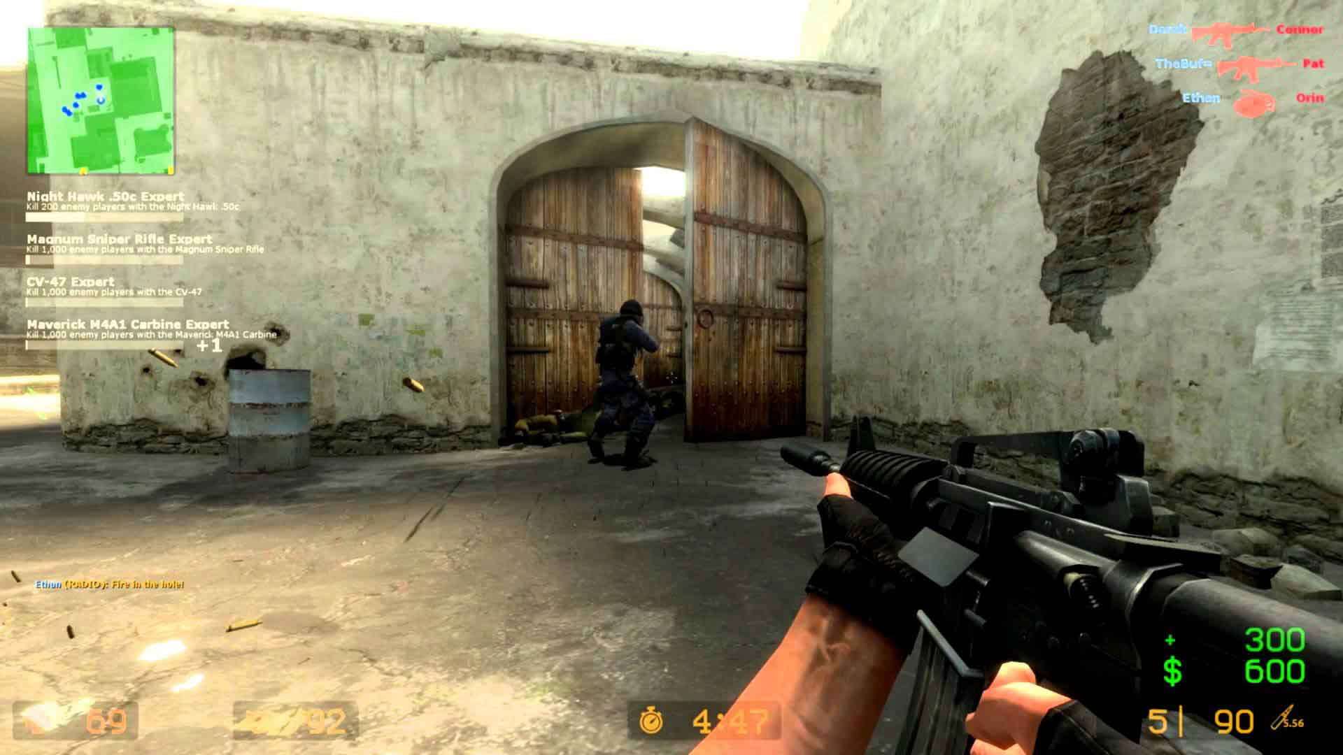 Counter Strike Source Hileleri