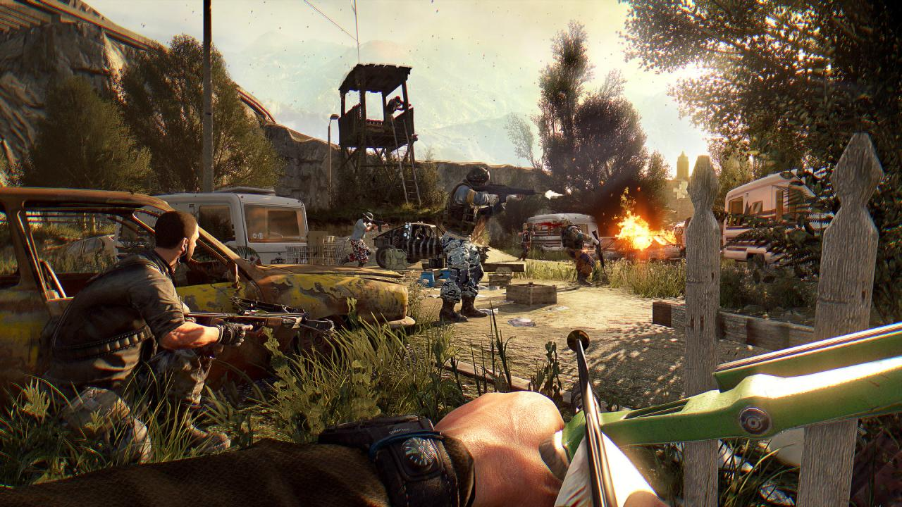Dying Light The Bozak Horde Sistem Gereksinimleri