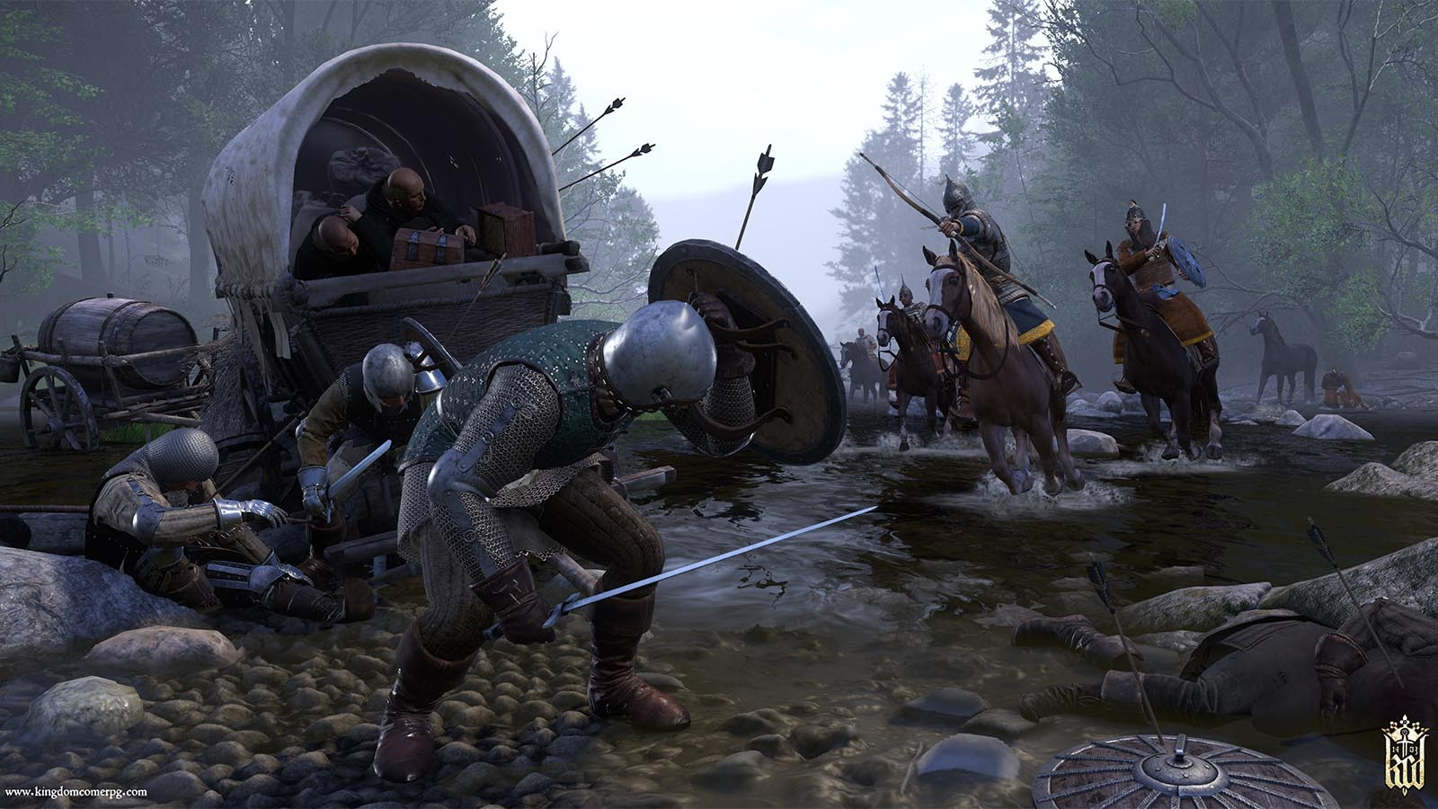 Kingdom Come Deliverance Sistem Gereksinimleri