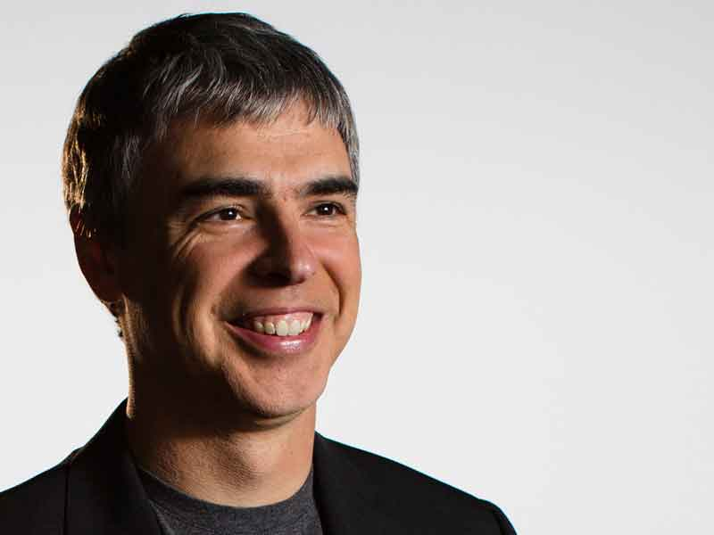 Larry Page Kimdir? Larry Page