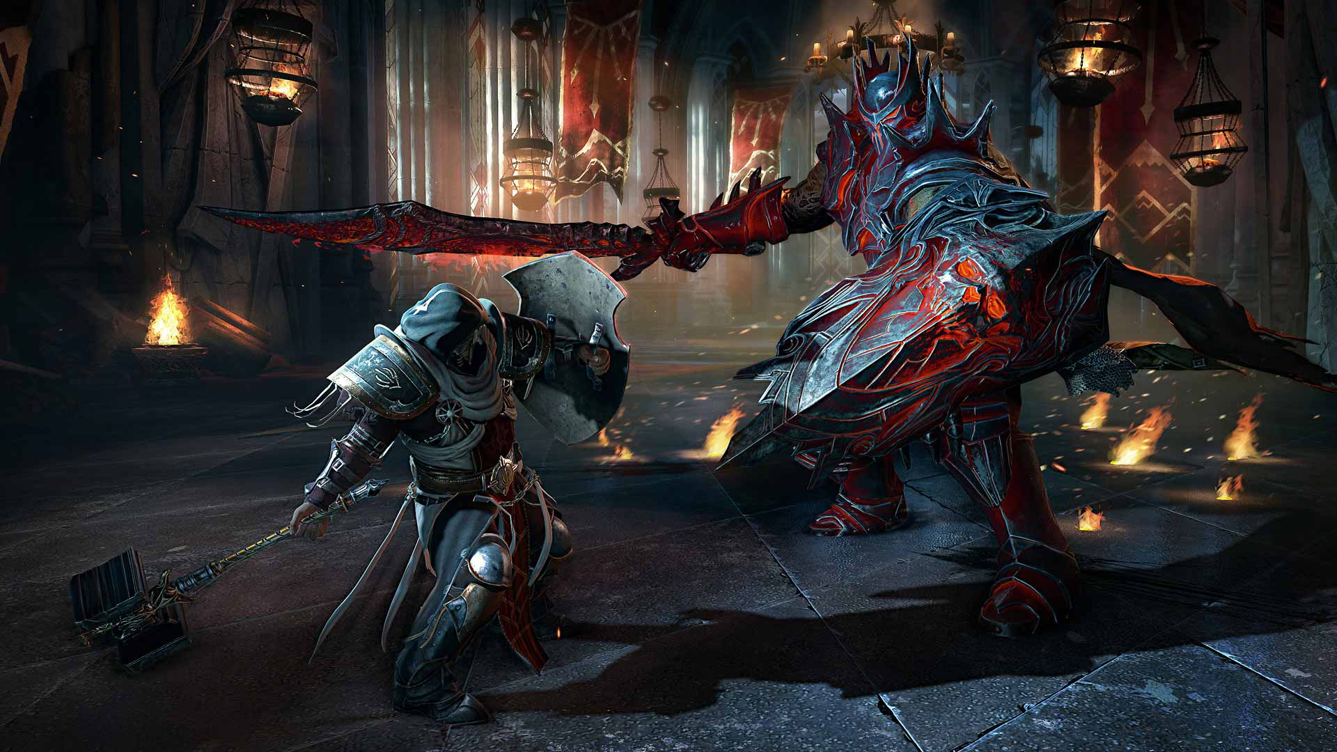 Lords Of The Fallen Sistem Gereksinimleri