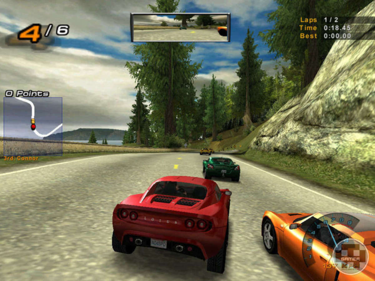 Need for Speed III: Hot Pursuit Hileleri