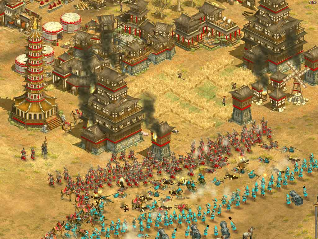 Rise Of Nations Hileleri