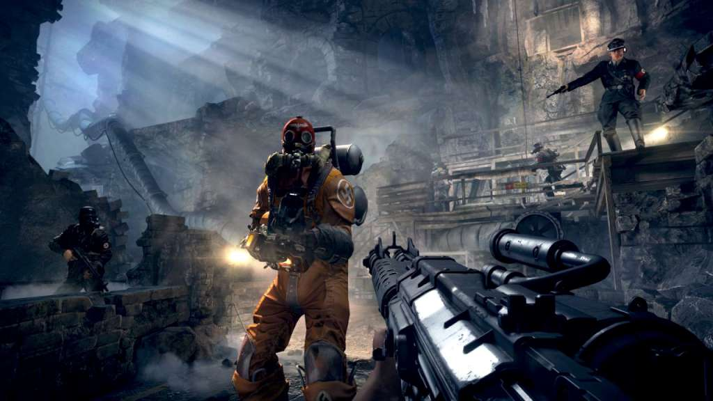Wolfenstein The Old Blood Sistem Gereksinimleri