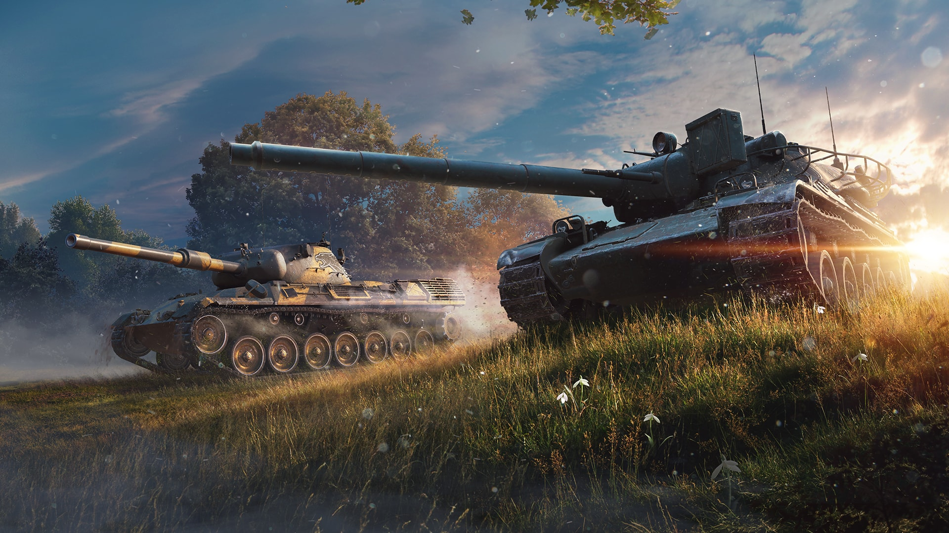World of Tanks Sistem Gereksinimleri